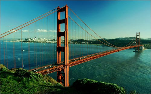 Amerika Golden Gate Bridge