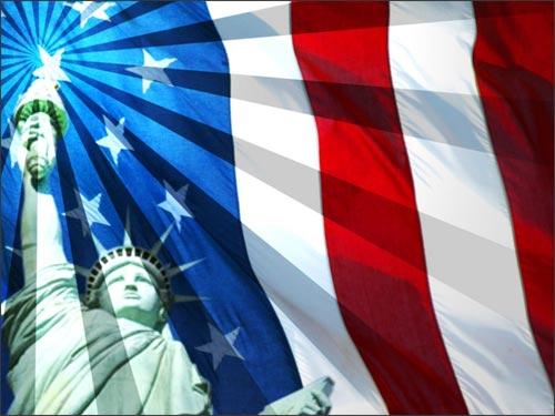 Reise nach Amerika