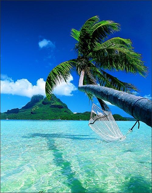 Reise nach Bora Bora