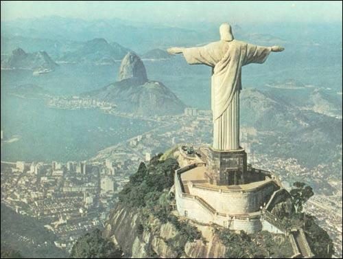 Reise nach Brasilien