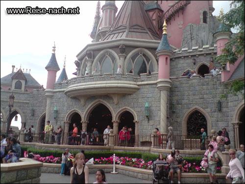 Reise nach Disneyland