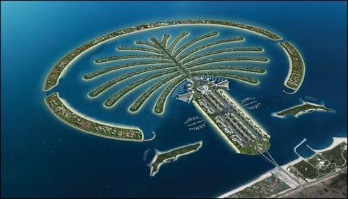 Reise nach Dubai