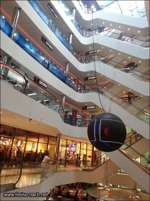 Düsseldorf Shopping