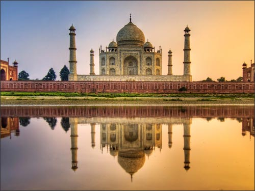 Reise nach Indien