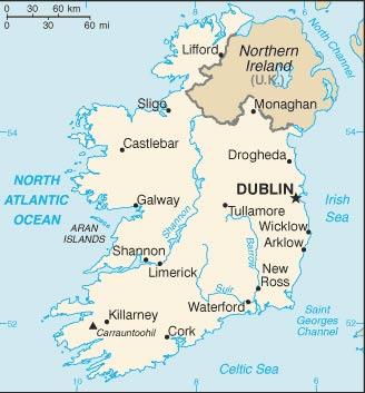 Reise Nach Irland 2020