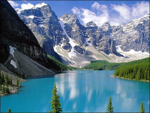 Reise nach Kanada