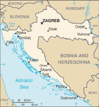 Karte Istrien Kroatien.Reise Nach Kroatien 2019