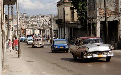 Reise nach Havanna / Kuba