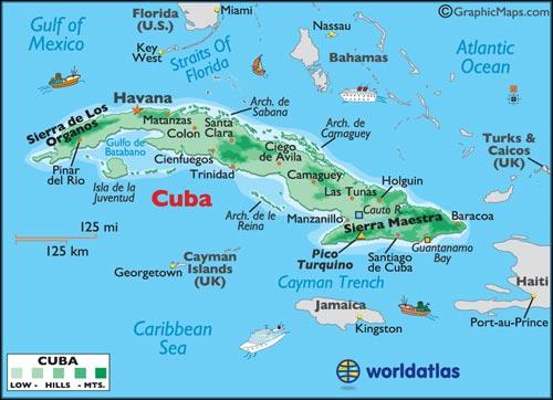 kuba urlaub 2020