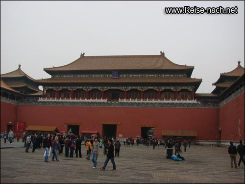 Reise nach Peking - Forbidden City