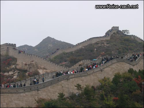 Große Mauer / Great Wall of China