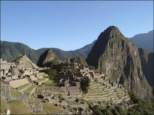 Reise nach Peru