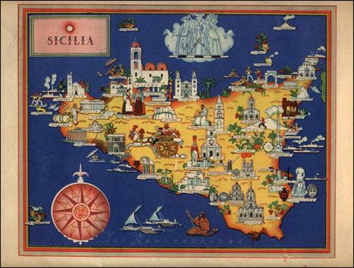 Sizilien Sehenswürdigkeiten