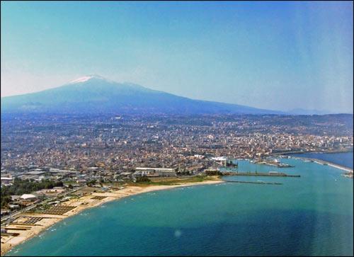 Reise nach Sizilien