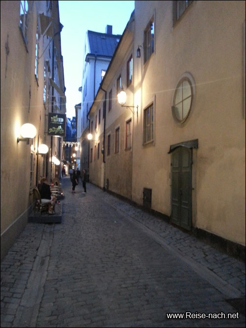 Gamla Stan Stockholm Bild