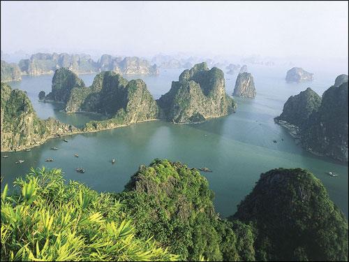 Reise nach Vietnam